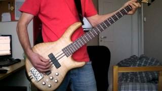 Horkyze slize - atomovy kryt bass cover