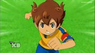Inazuma Eleven GO Chrono Stone Mixi Max de Arion Rey Arturo