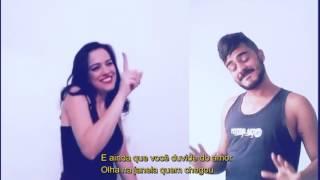 RG - Luan Santana (Part; Anitta) em LIBRAS