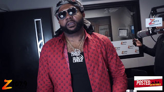 "#POSTEDONTHECORNER - MONEY MAN ""HOW IT FEEL"" (IN-STUDIO)"