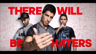 """Apashe: Battle Royale (Haters Instrumental) Adidas """"There will be haters"""""""