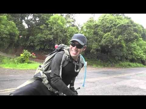 21 Days Outtakes: Sherman Bike in the Rain-HD