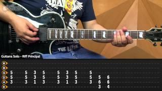 Videoaula Eye Of The Tiger (aula de guitarra)