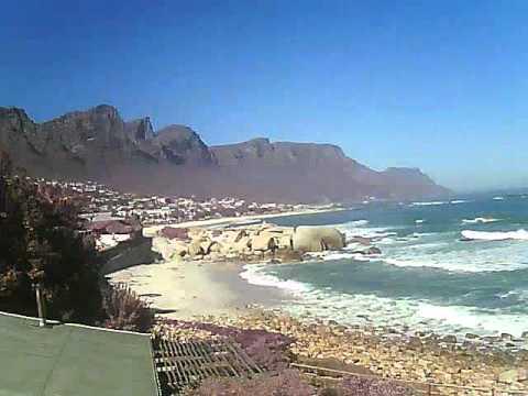 Timelapse Video – Glen Beach & Camps Bay – 05/09/2011