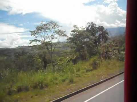 Entre el Tena y Macas, Ecuador