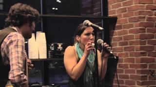 """Champs Elysees"" live at the Frog Ponds Cafe, April 26, 2012"