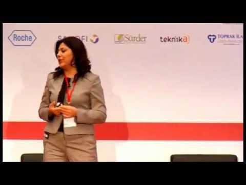 Bayer Ticari Pazarlama Satış Geliştirme Müdürü Seda Yücecan