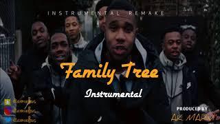 Ramz - Family Tree  Instrumental (Prod. By Ak Marv)   Afroswing Instrumentals 2018