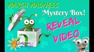 Cricut March Mystery Box 2018
