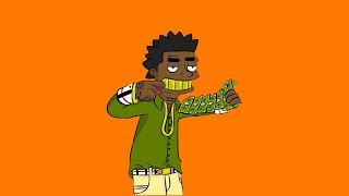 "🔥 Kodak Black - ""I N U"" (Instrumental) [Kodak Black Type Beat]"