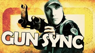 GUN SYNC | Rap do CS:GO (Tauz)