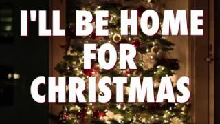 I'll Be Home for Christmas - Pentatonix (LYRICS)