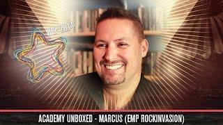 Academy Unboxed - Marcus (EMP Rockinvasion)