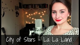 City of Stars - La La Land (Emma Stone & Ryan Gosling) Live Cover by Maddie Dream