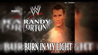"""WWE: """"Burn In My Light"""" [DEMO] Theme Song + AE (Arena Effect)"""
