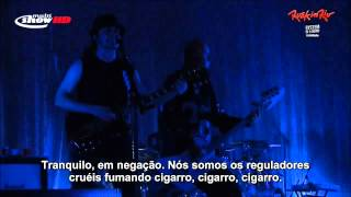 System Of A Down - Cigaro live Rock in Rio [Legendado-BR/HD Quality]