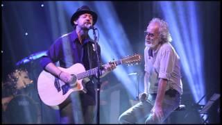 Chico Teixeira e Renato Teixeira - Pai e Filho (Father and Son) - Ao vivo no Theatro NET