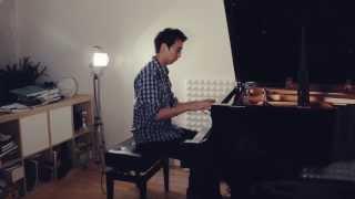 """Tsunami"" - DVBBS & Borgeous [Jutenks - piano cover]"