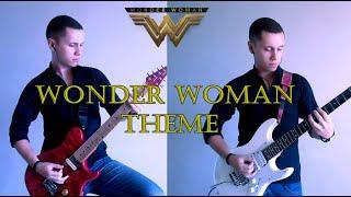 Wonder Woman Theme 2017 - Hans Zimmer (Caio Matthaus)