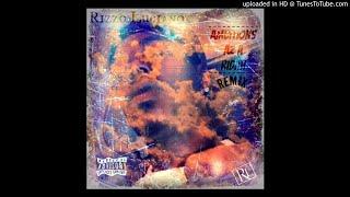 "Rizzo Luciano - ""Ambitions Az A Ridah"" (2pac Remix)"