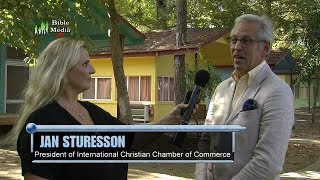 Interview with Jan Sturesson, President of ICCC. Leptokaria Pieria – Greece, 01.09.2019