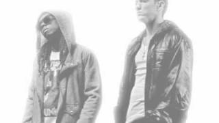 Lil  Wayne ft. Eminem - Drop The World (dirty version)   - Sub. español -