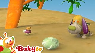 Passing the Ball - Vegimals | BabyTV