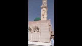 Ziarat Roza e Rasool Hazrat Muhammad (PBUH) = Masjid e Nabvi (SAW) Madina Munawrah width=