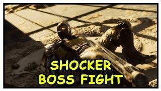 Spider-Man PS4: Shocker Boss Fight