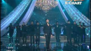 [K-Chart] 7. [NEW] LOVE YA - SS501 (2010.6.4 / Music Bank Live)