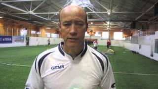 Missael Espinoza te invita al juego Mexico vs. Estados Unidos