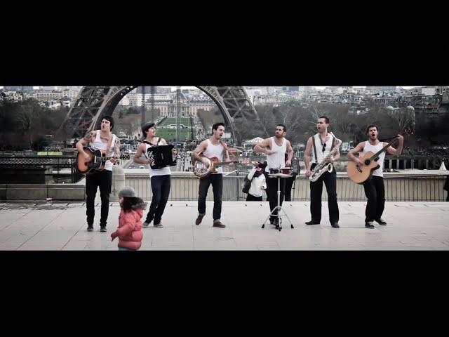 Video oficial de Nómadas de La Maravillosa Orquesta del Alcohol (La M.O.D.A)