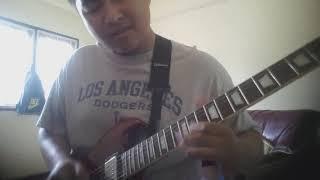 วิชาตัวเบา - bodyslam Guitar Solo (COVER)