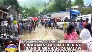 Iglesia Ni Cristo nagbigay ng mga pabahay at kabuhayan para sa tribong b'laan