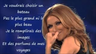 Céline Dion - Parler à mon père Paroles