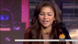 """Zendaya Performs """"Replay"""" on the Today Show 11/19/13"""