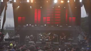 Entombed A.D. Live in Hammersonic Festival 2017 (Part 8)