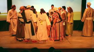 RESUME : Jésus un spectacle musical 2016