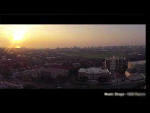 Durban South Africa – Timelapse Sunrise