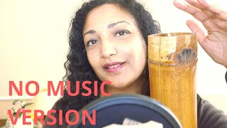 NO MUSIC VERSION Deep candle relaxation for deep sleep and self confidence
