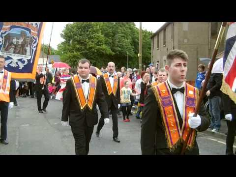 East of Scotland Annual Boyne Celebrations 30th June 2012 Part 3