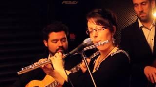 Mabel Jazz Band - Quartet Jazz Manouche/Chanson avec Chant/Flûte pour vos mariages et évènements