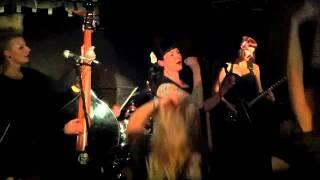 the Shrieks: Zombie Sweetheart - live @ Lepakkomies 071011