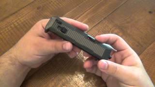 Knife Review : Schrade SCHOTF8TB (Legal Switchblade Or Just Damn Close?!?!?!)