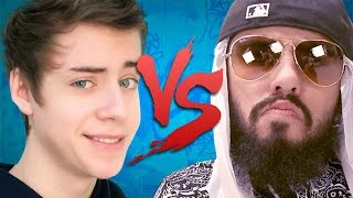 CellBit VS Mussoumano | Batalha de Youtubers