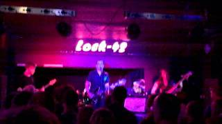 My Favourite Dress, The Wedding Present - Live @ Lock42 in Leicester 11/08/2011