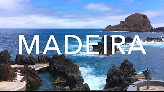 A quick tour of the beautiful Madeira island, Portugal