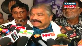 Niranjan Patnaik Will Take Right Step At Right Time: Suresh Kumar Routray