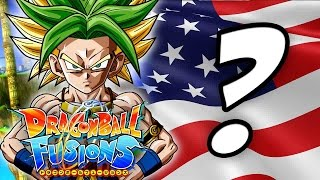 Dragon Ball Fusions May Be Coming To The West!