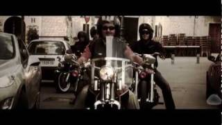 Monti´s Harley Rocker Robinson Band (Official Video) -- Directors of ROBINSON Spain & Portugal